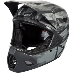 Leatt DBX 3.0 DH Helm, black